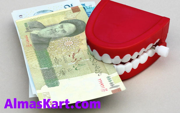 هزینه دندانپزشکی