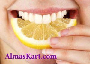 سفیدی دندان با ابلیمو