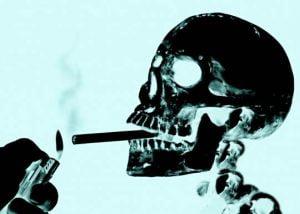 نکشیدن سیگار